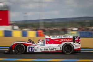 MARTIN BRUNDLE RETURNS TO RACE WITH NISSAN AT SILVERSTONE