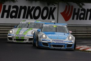 Porsche Carrera Cup Deutschland, René Rast extends points' lead