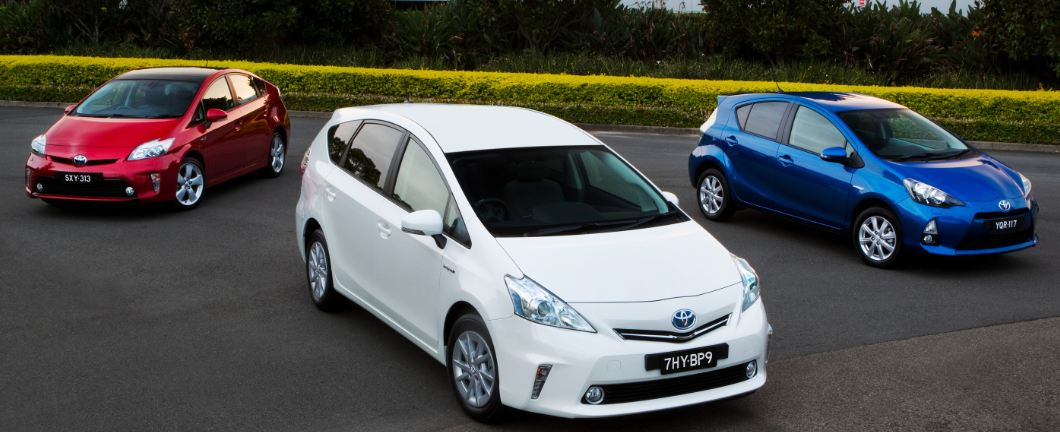 toyota on track for one million hybrids in 2012   mydrive
