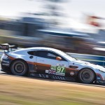 ASTON MARTIN RACING AT SILVERSTONE FOR FIA WORLD ENDURANCE CHAMPIONSHIP