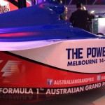 2013 Australian Formula 1 Grand Prix Corporate Launch Party