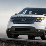 The New 2013 FORD Explorer Sport