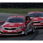 KIA Racing Optima