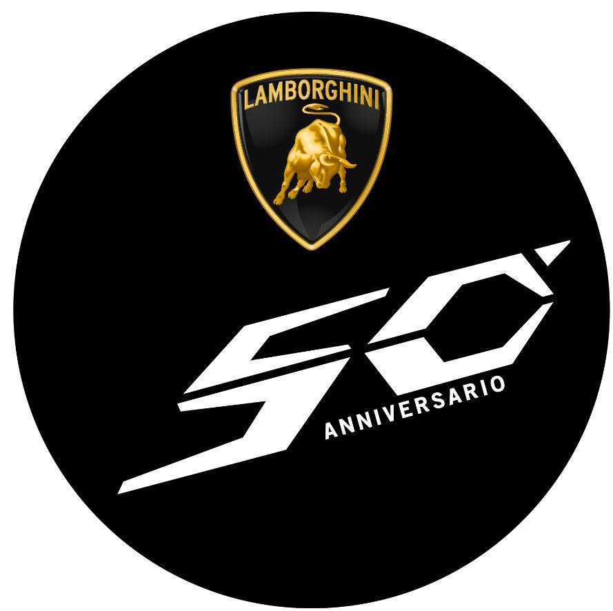 automobili lamborghini announces its 50th anniversary celebration