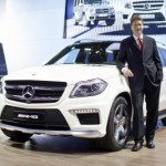 VIDEO: The New Mercedes-Benz GL 63 AMG