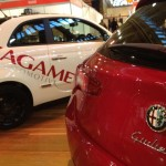 Zagame Automotive Puts on Italian Car Display At Italian Festival