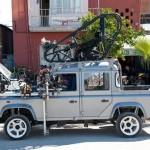 MyDrive | Land Rover Defender Double Cab - James Bond set
