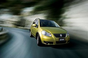 MyDrive | Suzuki SX4 Cross Over