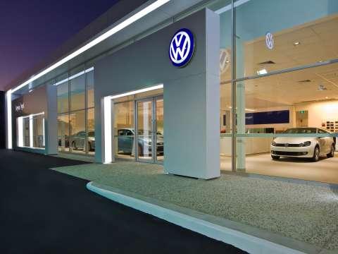 Volkswagen Group Australia Adopts New Dealership Concept