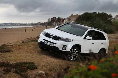 Sorento  on Kia Motors America Unveils New 2014 Sorento Cuv At La Motor Show
