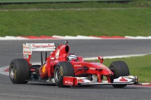 Ferrari F60 Drive 3