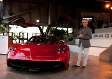 MyDrive | Horacio Pagani and the Pagani Huayra 2013