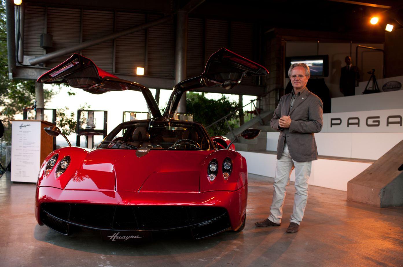 Pagani Automobili New Mydrive Media Partner Mydrive