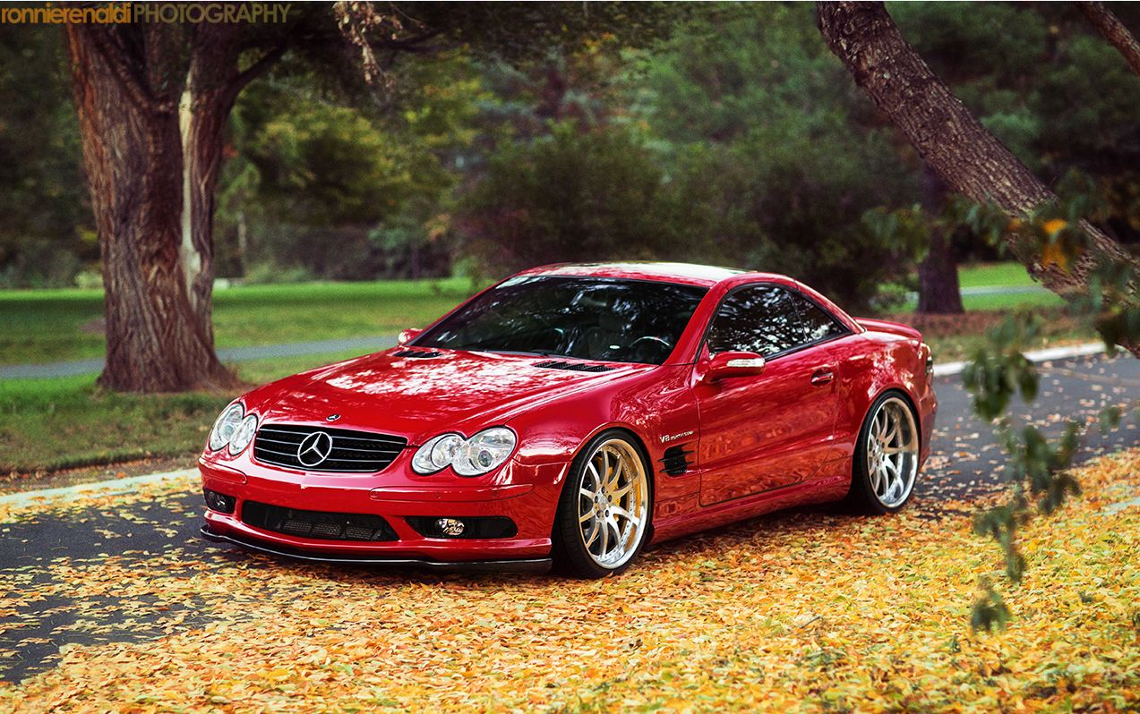 Mercedes benz sl55 amg ronnie renaldi 5 mydrive media for Mercedes benz sl55 amg
