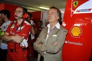 MyDrive | Scuderia Ferrari - Luca di Montezemolo with Stefano Domenicali