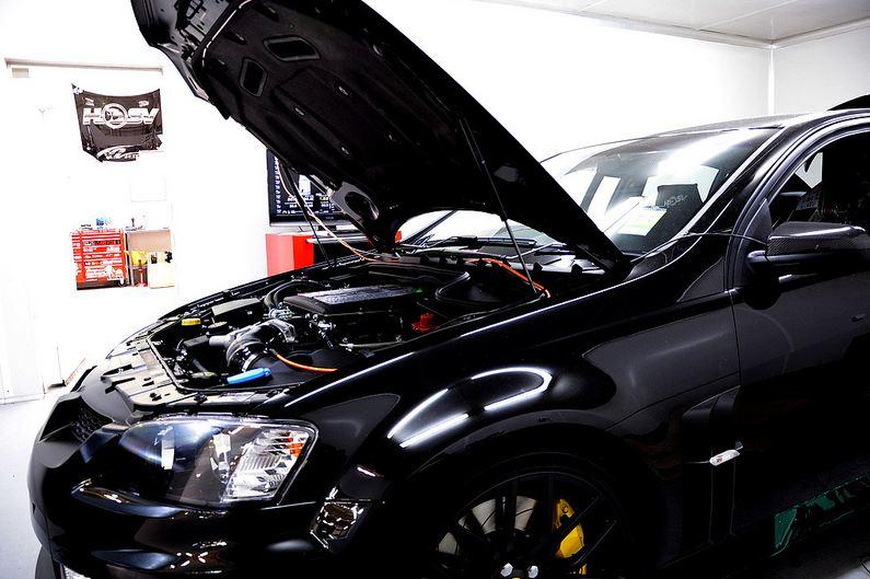 MyDrive   Walkinshaw Performance - Carbon Fibre Exhaust Tips