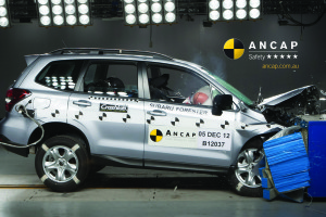 MyDrive | Subaru Forester 2013 5 Star ANCAP