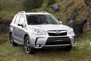 MyDrive | Subaru Forester