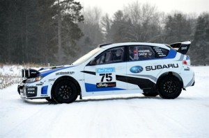 Subaru Rally Team USA 3