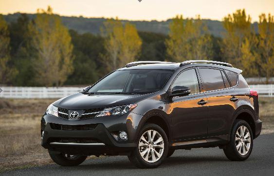 MyDrive | Toyota RAV4 2013
