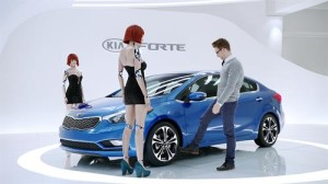 KIA Forte Super Bowl Ad