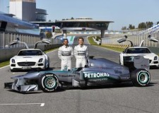 Its GO TIME FOR MERCEDES AMG PETRONAS And The 2013 Silver Arrow