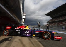 FORMULA ONE IT'S BACK TO BUSINESS IN BARCELONA