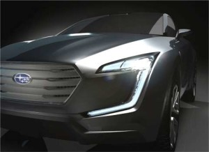 MyDrive | Subaru VIZIV Concept Geneva