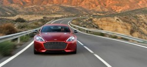 MyDrive | Aston Martin Rapide S 2014