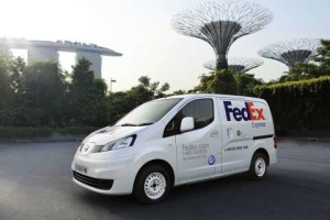 MyDrive | Nissan and FedEx Team Up