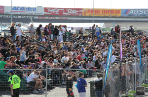 MyDrive | Formula Drift Australia Crowd