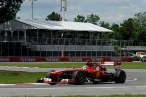VIDEO: Difficult Weekend In Canada For Ferrari F1