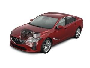 MyDrive | Mazda Mazda6 Engine