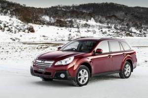 MyDrive | Subaru Outback
