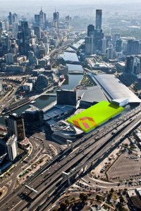 MyDrive | Melbourne Convention Exhibition Centre - Planned Extension