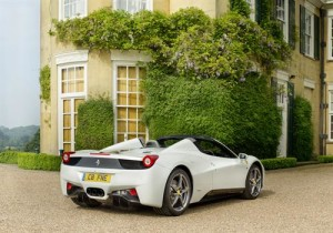 MyDrive | Ferrari F458 Spyder - Goodwood Festival of Speed 2013
