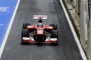 FERRARI UP TO THE CHALLENGE OF THE HUNGARIAN F1GP
