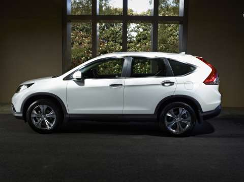Honda Cr V Tops The Petrol Suv Market In Australia Mydrive Media