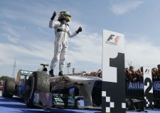 Lewis Hamilton – 22nd career victory and first for Mercedes-AMG Silver Arrows