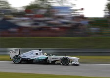 Mercedes AMG F1 Team Prepares for Hungarian Grand Prix