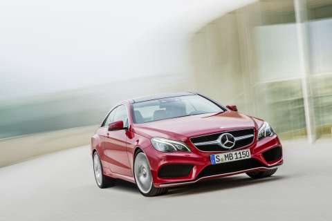 Mercedes-Benz Australia Releases Pricing On E-Class Coupé ...
