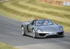 Webber To Drive Porsche 918 at Australian F1