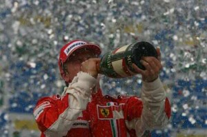VIDEO | KIMI RETURNS TO FERRARI IN 2014
