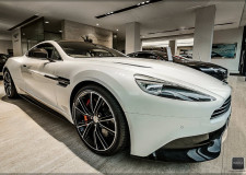 100 Years Of Aston Martin: The Celebrations Continue