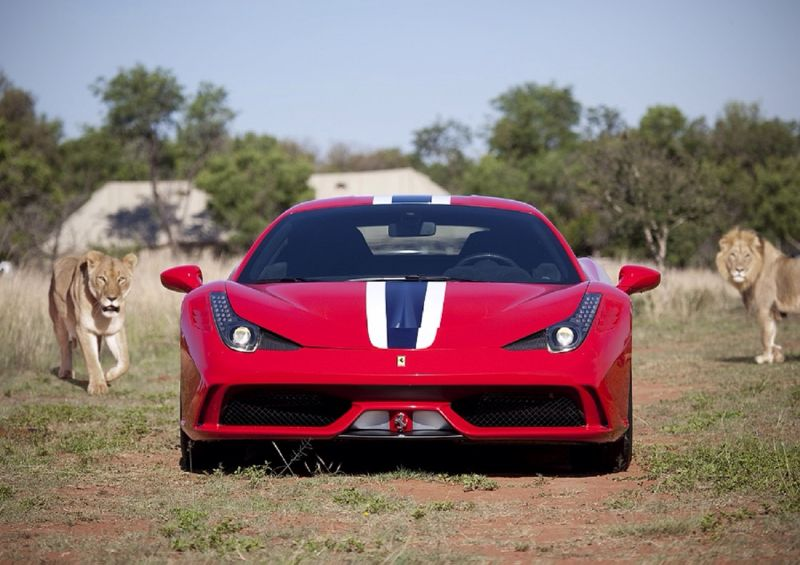 VIDEO | Ferrari 458 Italia Speciale Continues To Win Awards ...