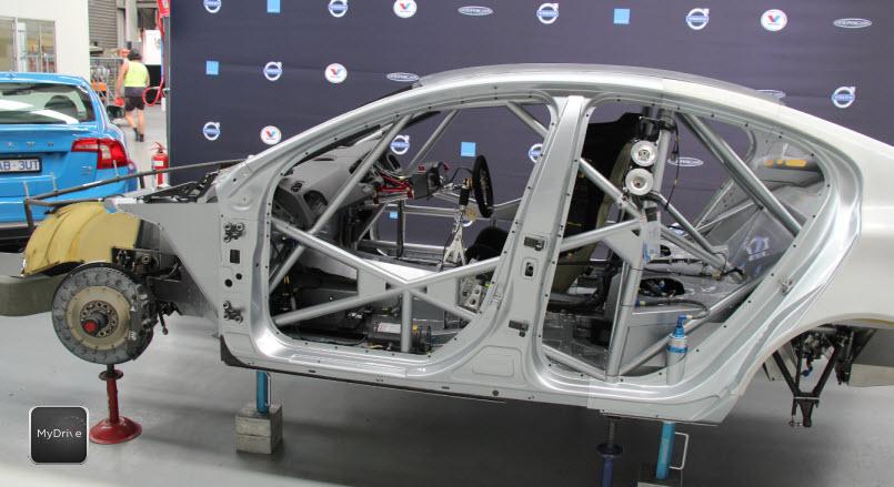 Volvo Polestar Racing V8 Supercar driver lineup confirmed - MyDrive
