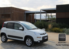 MyDrive | FIAT Panda Trekking