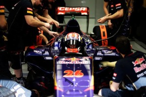 MyDrive | Scuderia Toro Rosso Bahrain Test
