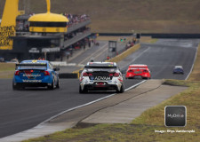 V8 Supercars Come Alive At Sydney Motorsport Park