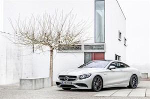 MyDrive | Mercedes-Benz S63 AMG Coupe